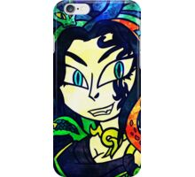 Medusa, Goddess of Darkness iPhone Case/Skin