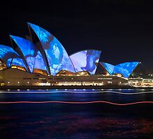 Opera House Streakers by Milton Gan