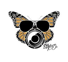 Butterbeat in Aviators Photographic Print