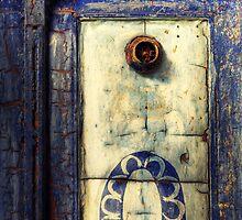 vintage blue by Georg Wacker