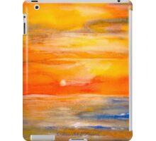 Lake Superior Sun... iPad Case/Skin