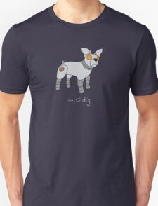 Angrybot: Prompt Dog Unisex T-Shirt