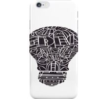 Idea Light Bulb iPhone Case/Skin