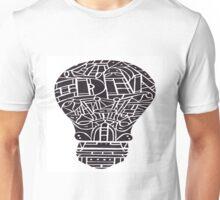 Idea Light Bulb Unisex T-Shirt