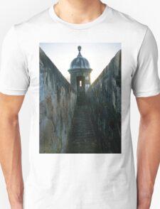 Sunset Tower Unisex T-Shirt