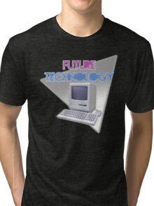 FUTURE TECHNOLOGY Tri-blend T-Shirt