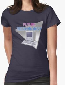 FUTURE TECHNOLOGY Womens Fitted T-Shirt