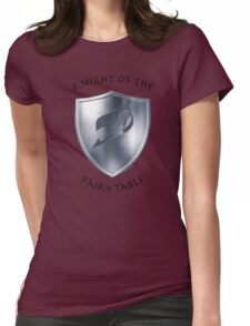 Fairy Table Womens Fitted T-Shirt