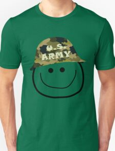 U.S. Army Smiley T-Shirt
