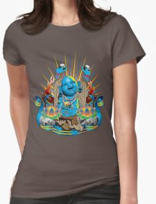 Happy Kustom Kulture Buddha T-Shirt