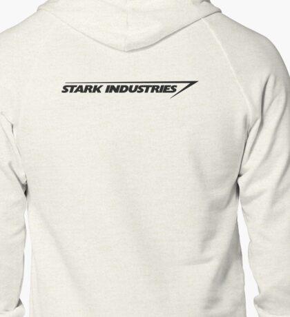 Stark Industries  Zipped Hoodie