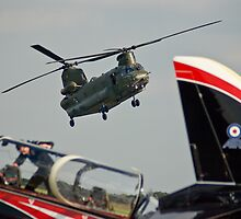Chinook by Geoff Spivey
