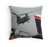 Chinook Throw Pillow