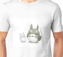 Totoro Buddies Fan Art Unisex T-Shirt