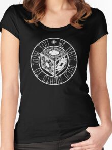 Hellraiser - We Have Such Sights to Show You - Clive Barker Women's Fitted Scoop T-Shirt