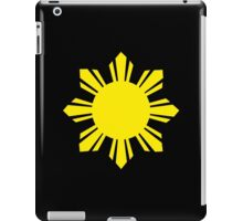 Philippine Star iPad Case/Skin