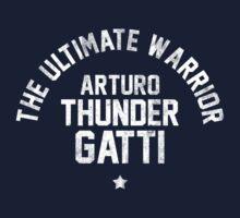 Arturo Gatti - Letterpress Kids Clothes
