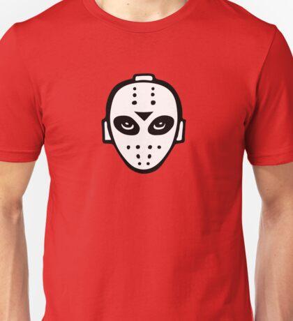 hockey mask jason voorhees Unisex T-Shirt
