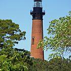 Currituck Beach Lighthouse by Cassy Greenawalt