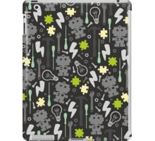 Young Engineer - fluo green iPad Case/Skin