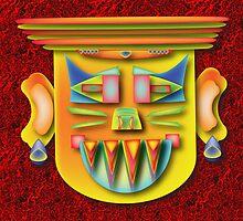 Mask by Kbach