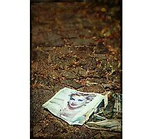 Thrown away Photographic Print