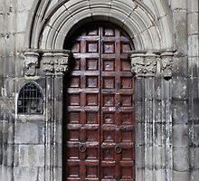 Ancient gates by mrivserg