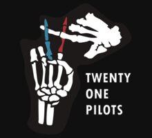 Twenty One Pilots hands by killjoyidiot
