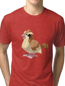 Pidgey Pokemon Simple No Borders Tri-blend T-Shirt