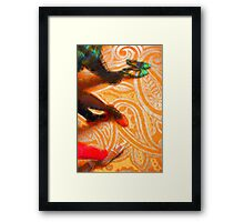 It's All About the Shoes [Gary Guthrie] Framed Print