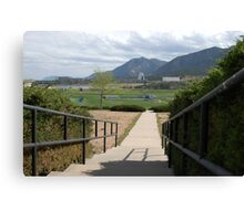 united states air force academy Canvas Print