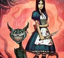 Alice Madness Returns by OnlyYouArt