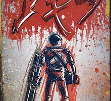 Kaneda Akira Art Manga Anime Katsuhiro Otomo , Sci Fi, Tetsuo Japan Japanese Comic Book Graphic Novel Joe Badon TP Christmas Gift by Joe Badon