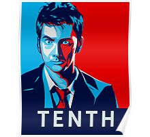 Doctor Who - Vote For Tenth Doctor Poster
