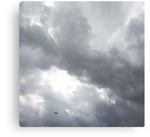 Hole In the Sky Canvas Print