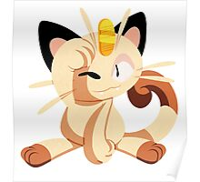meowth. Poster