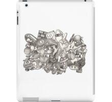 Super Mario Mashup iPad Case/Skin