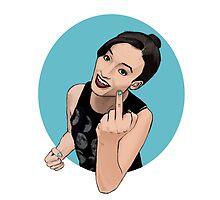 Natasha Negovanlis//The Gay Women's Channel by acaton