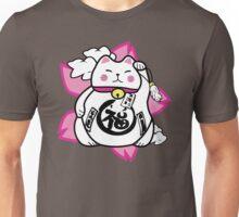 Superstitious Cat Unisex T-Shirt