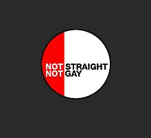 Not Straight, Not Gay by Keith Miller