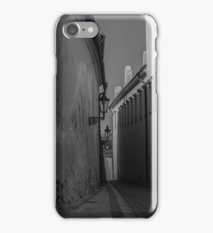 Prague Mystery iPhone Case/Skin