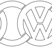AUDI VW Sticker