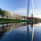 13 Views of Gateway Arch by Sven Brogren