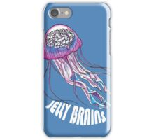 JELLY BRAINS iPhone Case/Skin