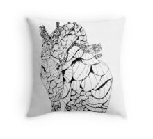 Will to Live Throw Pillow