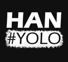 Han #YOLO Kids Tee