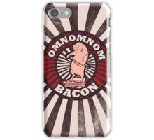 Yummy bacon iPhone Case/Skin