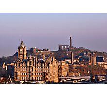 Edinburgh, Scotland - A Top-Class European City Photographic Print