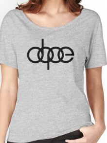 AUDI DOPE Women's Relaxed Fit T-Shirt