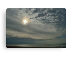 Eyes To The Skies Canvas Print